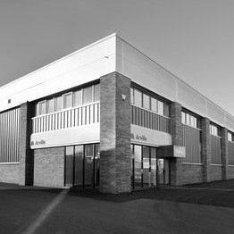 Rebrand for Arville - Building Shot
