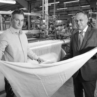 Bullet-proof investment for textiles group