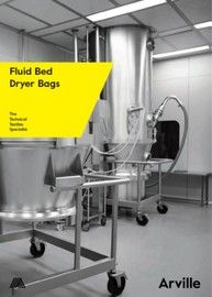 Fluid Bed Dryer Bags - Technical Literature