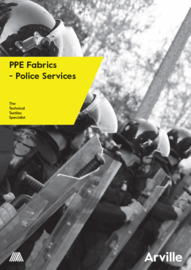 PPE Fabrics - Police Services Technical Literature