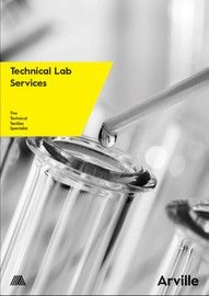 Technical Lab Services - Technical Literature