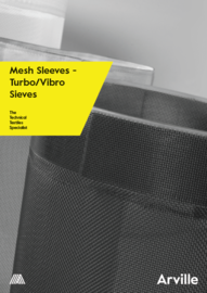 Mesh Sleeves - Turbo/ Vibro sieves - Technical Literature