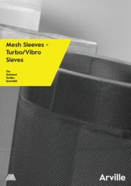 Mesh Sleeves - Turbo/ Vibro sieves - Technical Literature