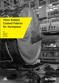 Viton Rubber Coated Fabrics for Aerospace